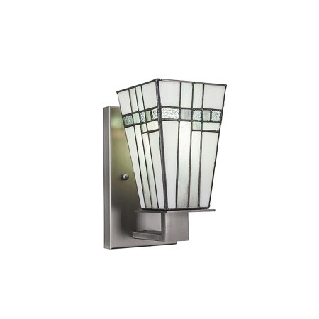 Wall Sconce Graphite Finish With 5