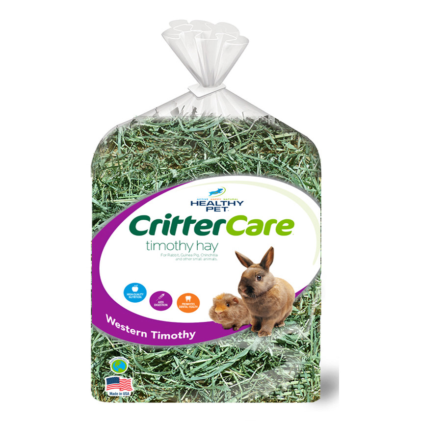 Image of CritterCare Western Timothy Hay, 64 Oz.