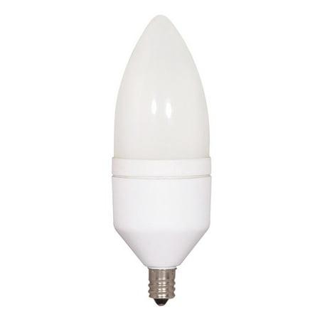 Satco 5w torpedo candelabra cfl daylight 5000k fluorescent bulb satco 5w torpedo candelabra cfl daylight 5000k fluorescent bulb 25w equal aloadofball Gallery