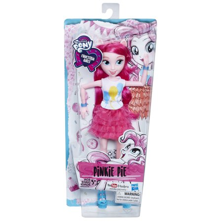 Best My Little Pony Equestria Girls Pinkie Pie Classic Style Doll deal