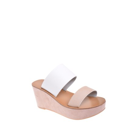 432a37a32ce Chinese Laundry - Chinese Laundry Women s Ollie Wedge Slide Sandal ...