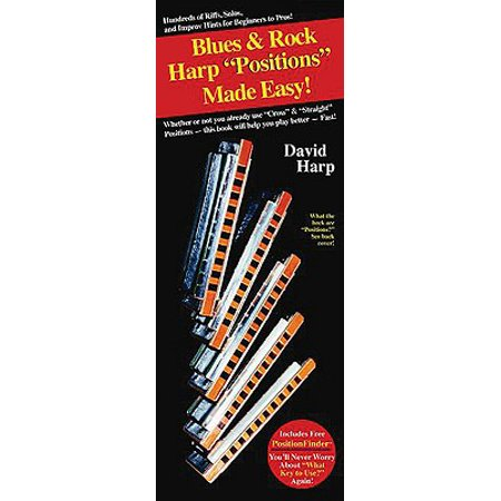 David Harp - Blues & Rock Harp