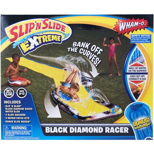 Wham-O Slip 'N Slide Black Diamond Waterslide