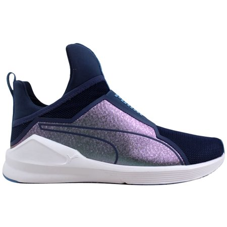separation shoes 73b13 afd15 Puma Fierce ClrShift Jr Blue Indigo/Allure Grade-School 191214 03 Size 6  Medium