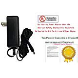 UpBright [UL Listed] NEW 12V AC / DC Adapter For D.C.12V Pacific Cycle KT1199WM 12-Volt Ride On Battery-Powered Convertible Sports Car PacificCycle 12VDC Power Supply (w/ Barrel Round Plug (Convertible Barrel Cuffs)