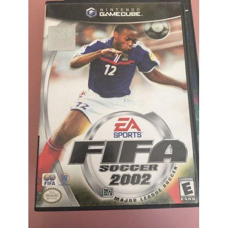 FIFA Soccer 2002: (Nintendo GameCube, 2001) Sports Soccer Video (Top 10 Best Gamecube Games)
