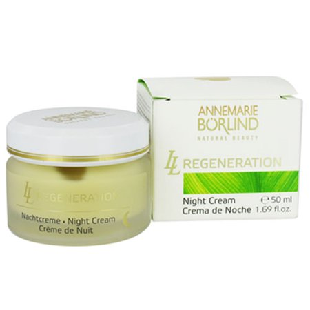 Borlind Of Germany Annemarie Borlind Ll Regeneration Night Cream   1 69 Oz