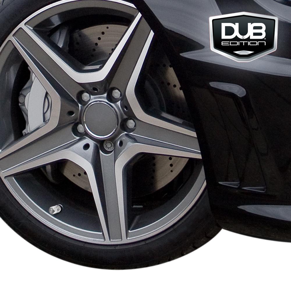 Pilot DUB-002 Chrome Dub Edition Emblem