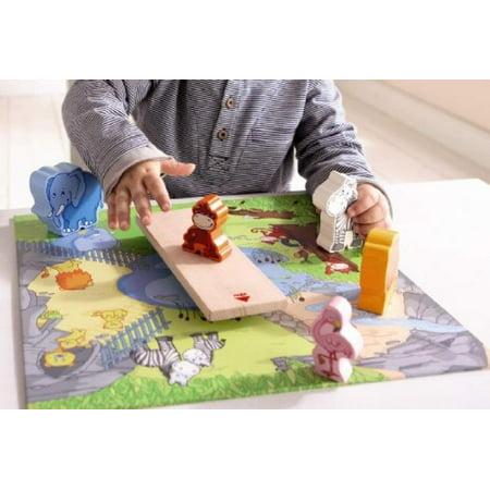 Motor Game - Haba Animal Merry-Go-Round Motor Skill Game
