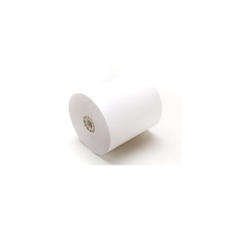 50 Rolls of 2 Part Paper Rolls, Receipt Tape for Many Casio Cash Registers