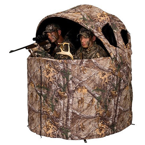 Ameristep Deluxe Tent Chair Blind, Realtree Xtra