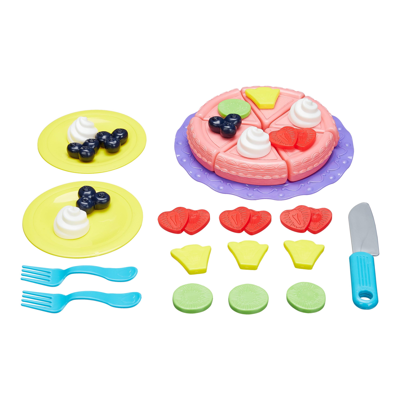 Spark Create Imagine Cake Play Food Set 32 Pieces Brickseek