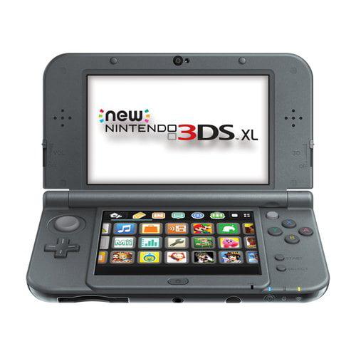 New Nintendo 3DS XL Handheld, Black