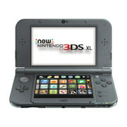 New Nintendo 3DS XL Handheld, Black