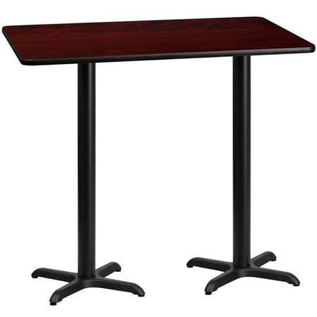 30x60 WA Laminate Table-X-Base - image 2 de 5
