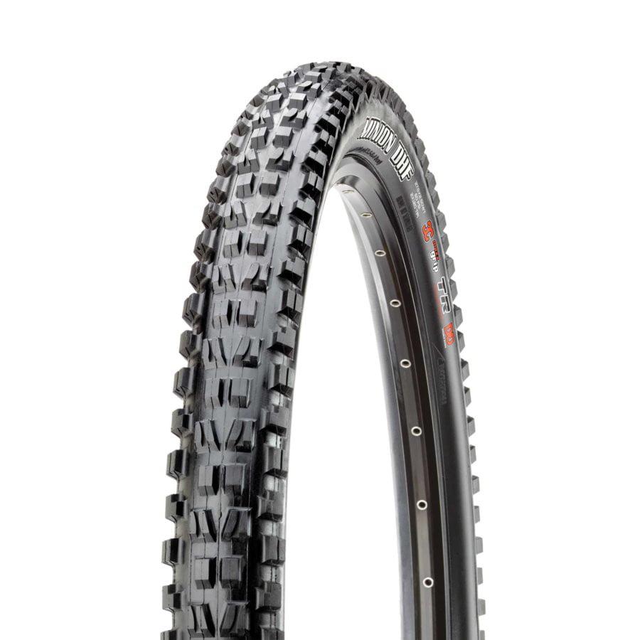 "Maxxis Minion DHF 27.5x2.30"" Tire 120tpi, 3C Maxx Terra Compound, Double Down Casing, Tubeless Ready, Black"