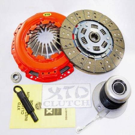 XTD STAGE 2 CLUTCH KIT 12/05/06-10 FORD MUSTANG 4.0L V6 Mustang Clutch Replacement