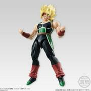 Bandai Shokugan Shodo Vol 5 Dragon Ball Z Super Saiyan Bardock Action Figure by Bandai