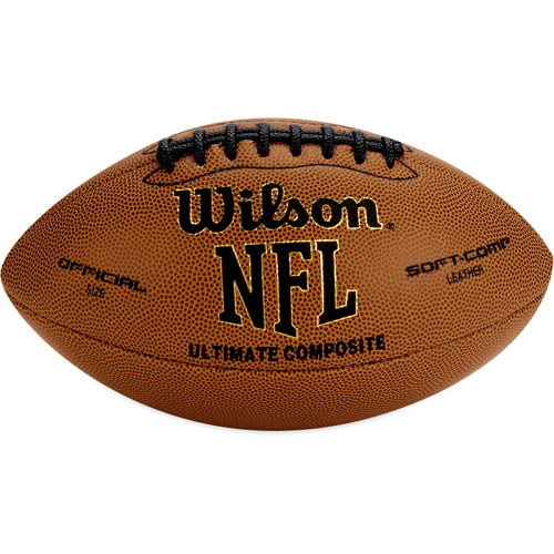 Wilson Ultimate Tack Composite Football by WILSON TEAM SPORTS