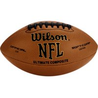 Wilson NFL Ultimate Composite Football, Official Size