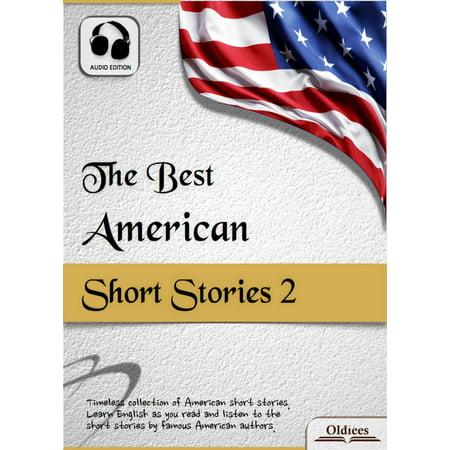 The Best American Short Stories 2 - eBook