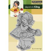 """Penny Black PB40125 Penny Black Cling Stamp 4""""X6"""" - Sweet Day"""