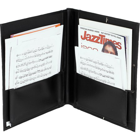 "Protec Big Band Music Folder (Holds Up To 10.25 x 12.75"" paper)"