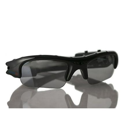 Cost-saver Fashionable DVR Audio Video Recorder Sports Sunglasses - image 7 de 8