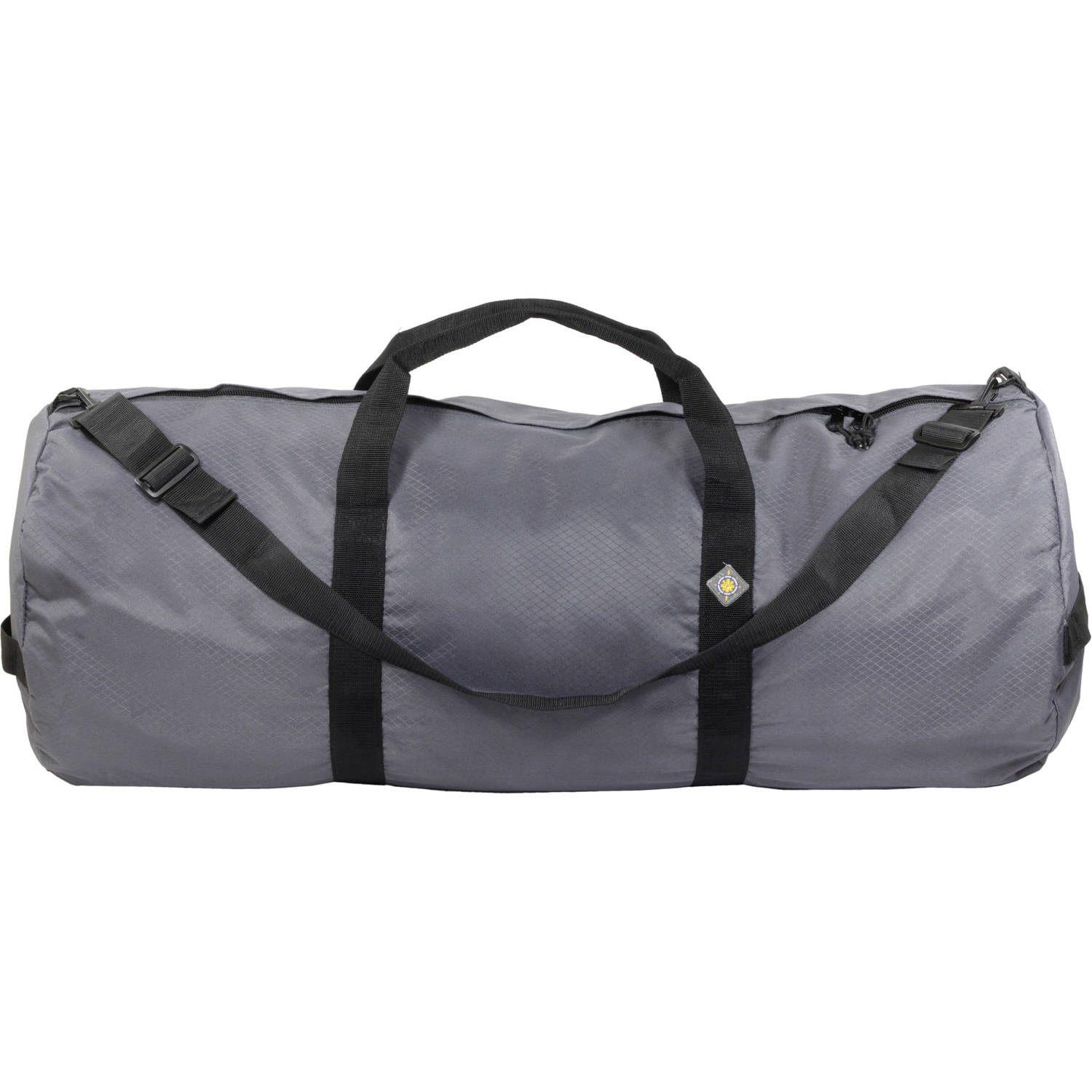 North Star SD 1640 Sport Duffle Bag, Steel Gray by Northstar Bags