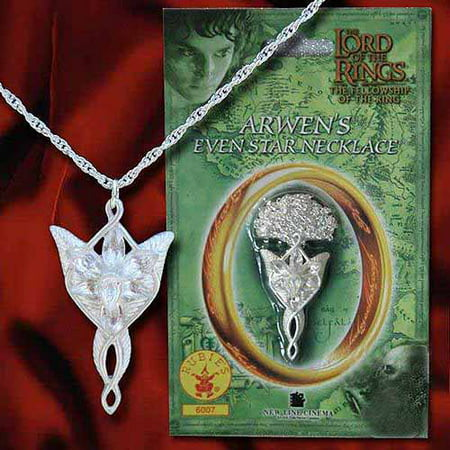 Arwen Evenstar Necklace Adult Halloween Accessory Arwen Necklace Costume Accessory