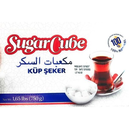 Sugar Cubes (Turkish Sugar Cubes, Kup Seker, 750g )