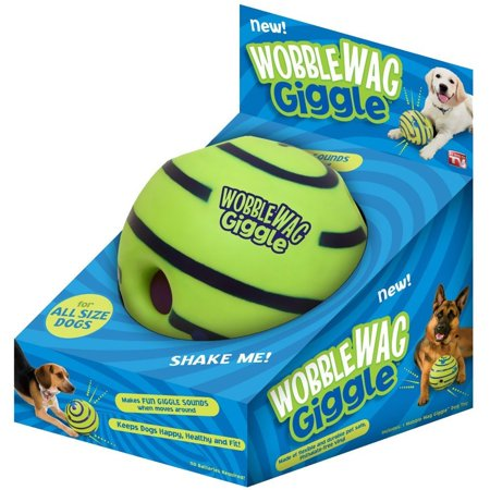 Allstar Marketing Group Llc   Dog Toy  Wobble Wag Giggle Dog