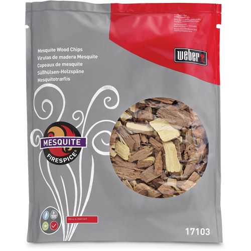 Weber Wood Chips, Mesquite