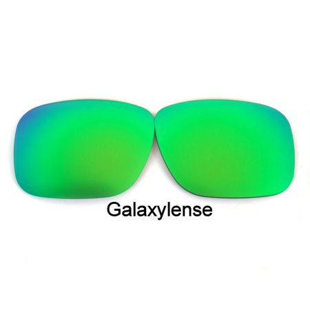 Galaxy Replacement Lenses For-Oakley Holbrook Iridium Green Polarized (Polarized Holbrook Lenses)