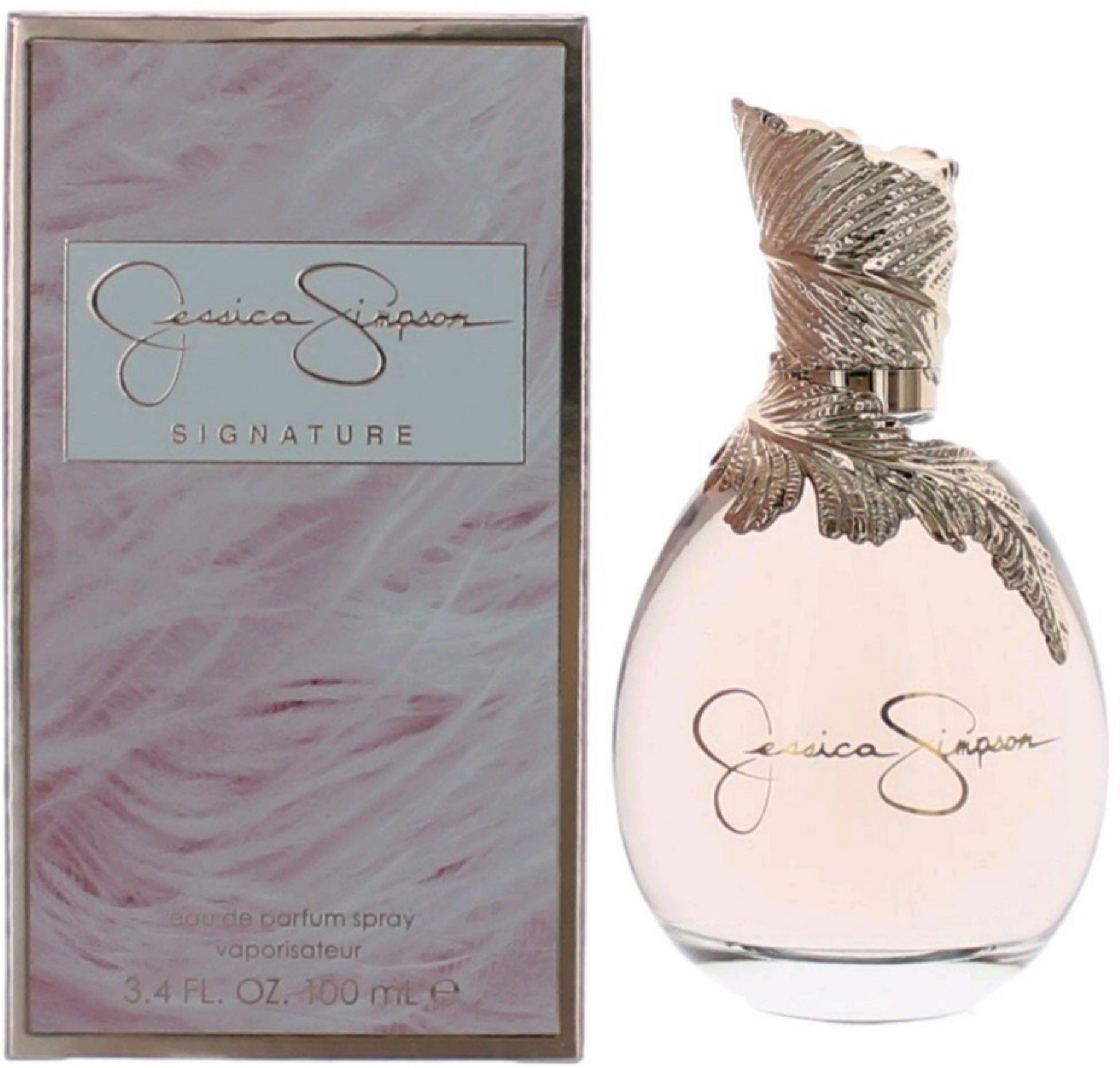 3 Pack - Signature By Jessica Simpson Eau de Parfum Spray 3.4 oz