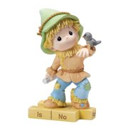 Precious Moments  There Is No Place Like Home  Scarecrow Figurine