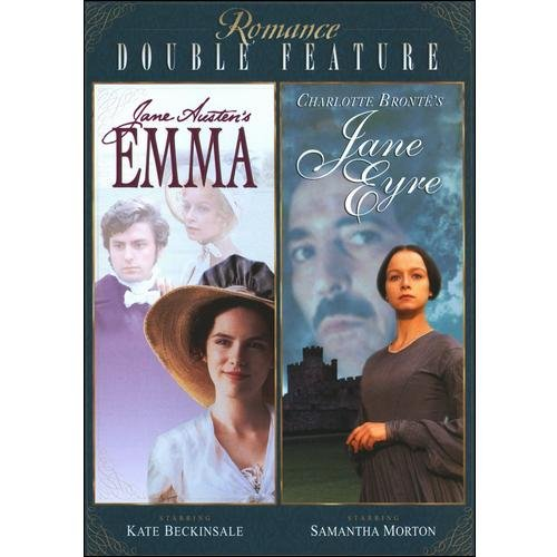 Romance Double Feature: Emma / Jane Eyre (Full Frame)