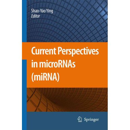 Current Perspectives In Micrornas
