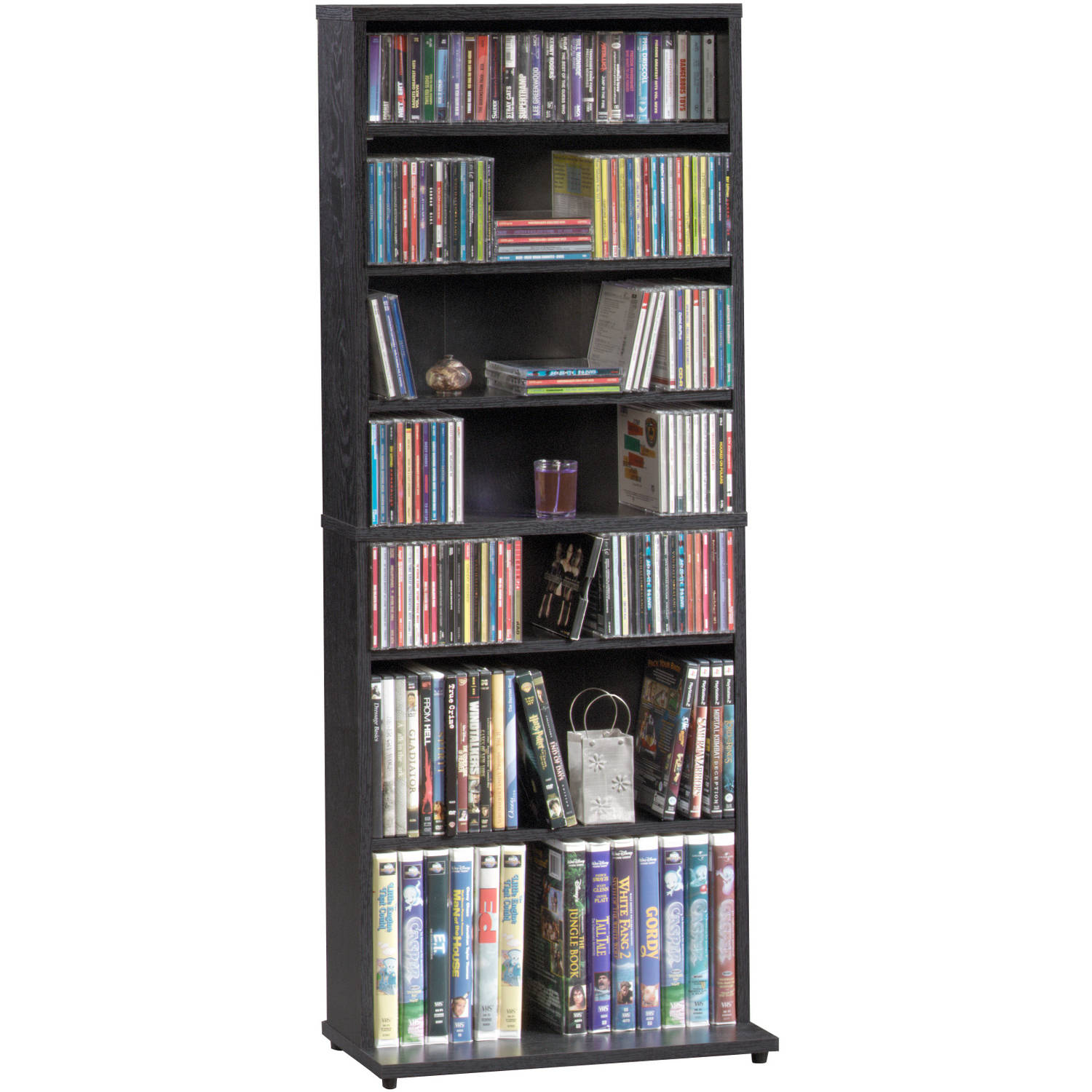 Mainstays Multimedia Storage Tower