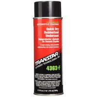 Transtar TRE-4363-F Quick Dry Rubberized Undercoating - 24 Oz. Aerosol