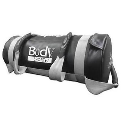 Fitness Body Sport BDSWTB30 30 lbs Weight Training Bag, Black [Istilo243306] by