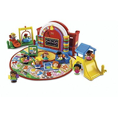 Fisher Price little people time-to-learn preschool