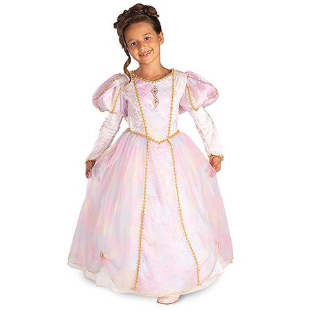 Girls' Rainbow Princess Costume S