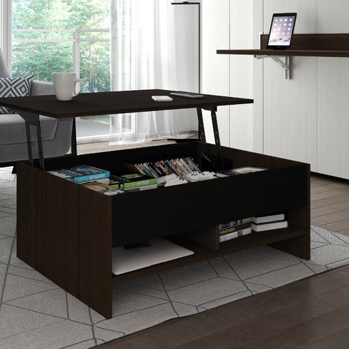 Nice Latitude Run Frederick Storage Coffee Table With Lift Top