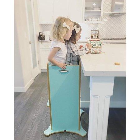 Little Helper Funpod Kitchen Step Stool Adjustable Height