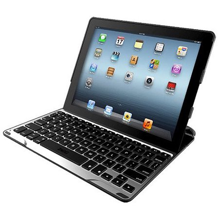 ZAGG ZAGGkeys PROfolio Keyboard Case Cover for Apple iPad 2/3/4