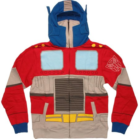 Cartoon Optimus Prime Costume - Cartoon Costume Ideas