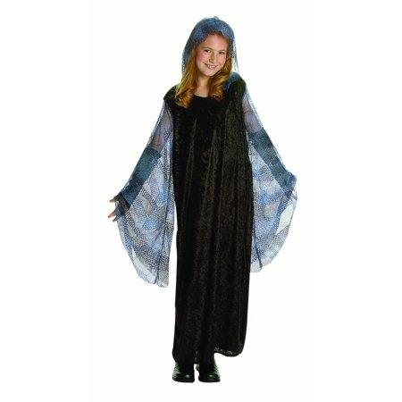 Venus-glitter Mesh Hood Costume