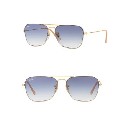 a4f79f6f107 Ray-Ban - Ray-Ban Unisex RB3603 Square Metal Sunglasses
