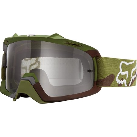 - Youth Air Space Camo Goggle, Smart venting system, venting ports circulate cool air By Fox Racing from USA